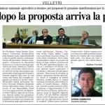 Dal 7 al 20 aprile 2011 - Aspal, dopo la proposta arriva la protesta