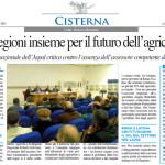 21 marzo 2011 - Sette regioni insieme per il futuro dell'agricoltura