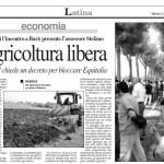 24 maggio 2011 - Agricoltura libera - Equitalia