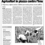28 dicembre 2011 - Agricoltori in piazza contro l'Imu