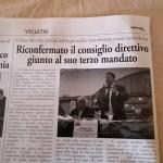 Gennaio - Riconfermato il consiglio direttivo giunto al suo terzo mandato