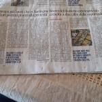 Febbraio - Latte, prezzi più bassi che in Sardegna, produttori pontini pronti alla protesta - Boom del distretto ortofrutticolo crescita a due cifre delle esportazioni