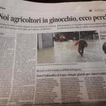29 novembre - Noi agricoltori in ginocchio, ecco perchè