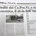 13 dicembre 2013 - Crediti del Co.Pro.Vi e crisi economica
