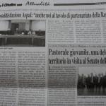 """4 luglio 2014 - Soddisfazione Aspal: """"ANche noi al tavolodella Regione"""""""