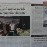 18 marzo - Aspal-Frantoio Sociale: un binomio vincente