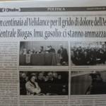 27 febbraio - In centinaia al Velidance per il grido di dolore dell'Aspal