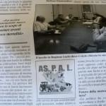 2010 - Il tavolo in Regione Lazio per lo stato di crisi