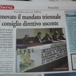 Gennaio 2014 - Rinnovato il mandato triennale al direttivo uscente