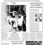 15 giugno - Grandinata killer, agricoltura in ginocchio