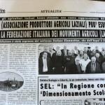 20 gennaio 2012 -  Nascita della FIMA: FEDERAZIONE ITALIANA DEI MOVIMENTI AGRICOLI